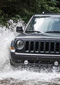 2016 Jeep Patriot