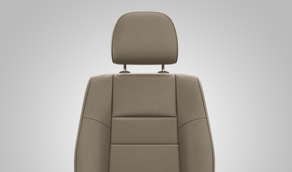 2016 Jeep Patriot Seats