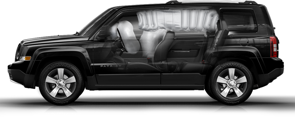 2016 Jeep Patriot Safety And Security Features