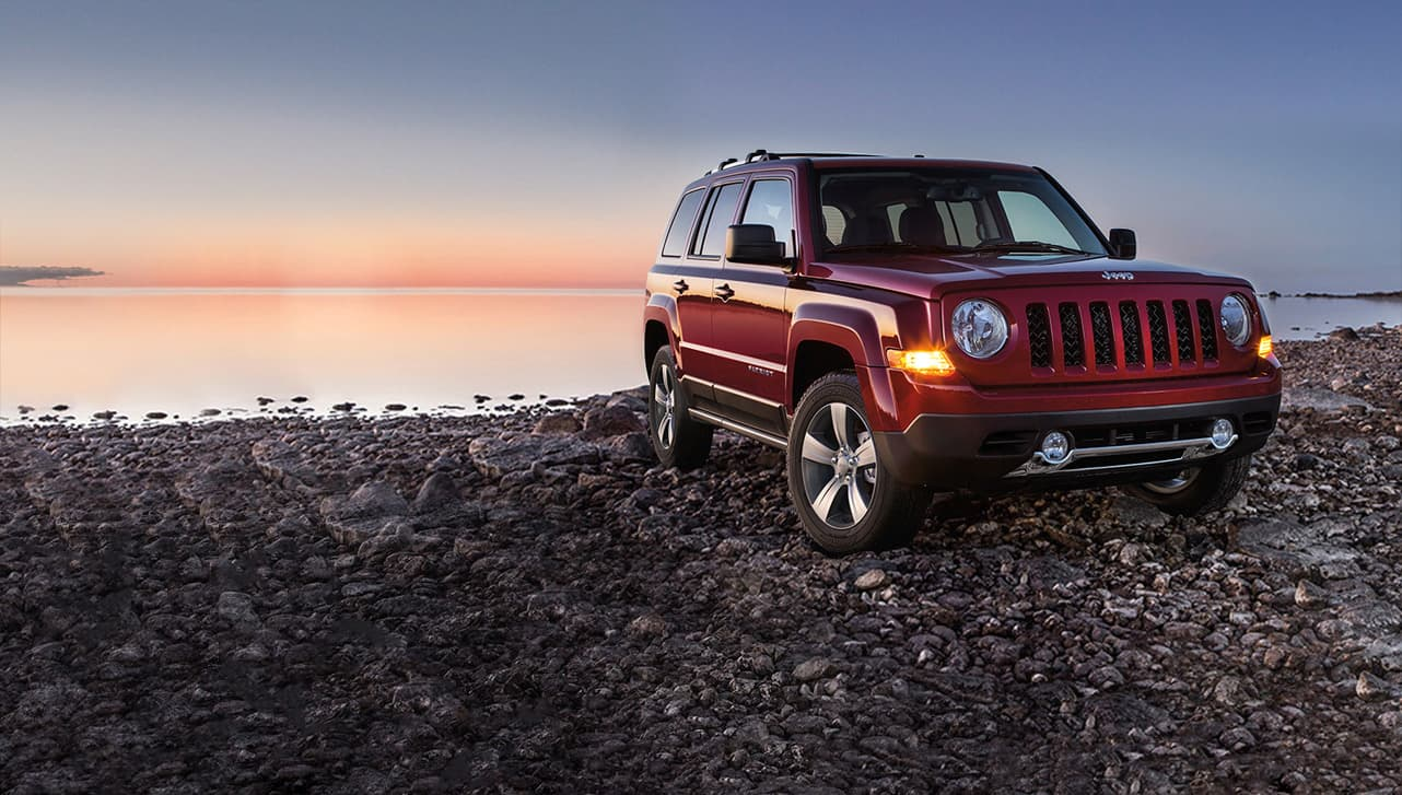 Jeep Patriot 4x4 2016