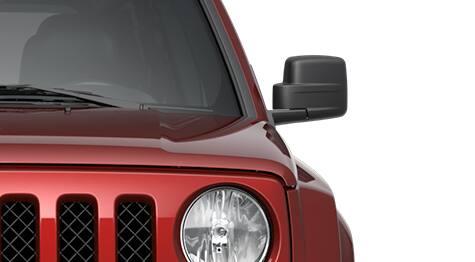 Espejos eléctricos y Power Value Group de Jeep Patriot 2016