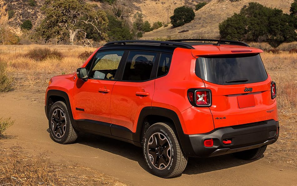 Jeep Renegade Trailhawk For Sale >> New 2016 Jeep Renegade for sale near Nashville TN ...
