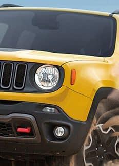 Jeep Renegade 2016 con control de tracción Selec Terrain (miniatura)