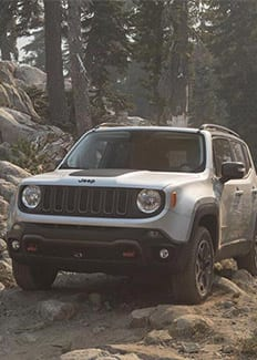 2016 Jeep Renegade Off-Road 4x4 System