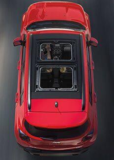 Jeep Renegade 2016 con techo corredizo My Sky (miniatura)