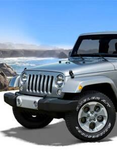 2016 Wrangler Unlimited Exterior 360 Thumb
