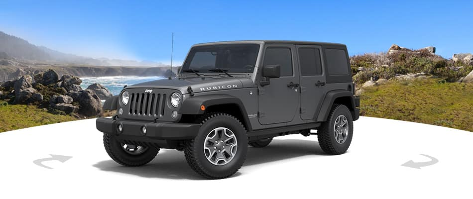 New 2016 Jeep Wrangler Unlimited for sale near Des Moines ...