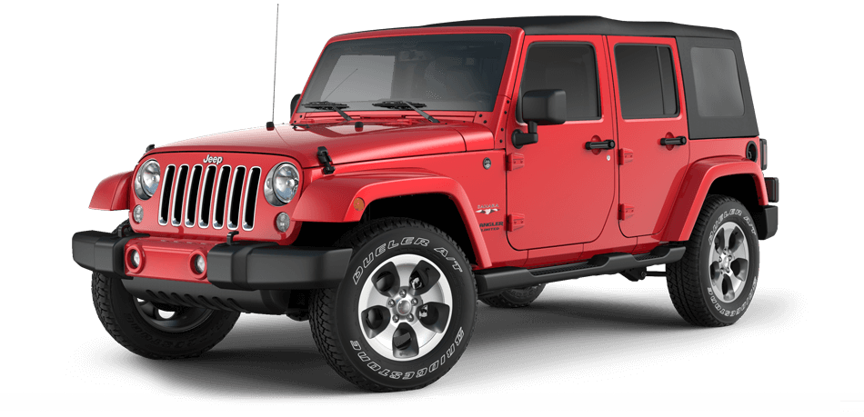2016 Jeep Wrangler Unlimited  Awards