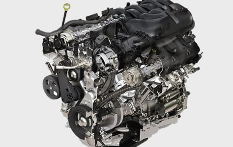 2016 Jeep Wrangler Unlimited Pentastar V6 Engine