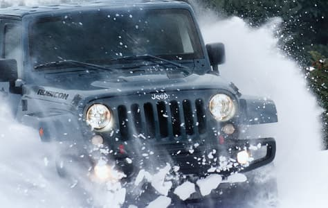 2016 Jeep Wrangler Unlimited Command Trac Transmission