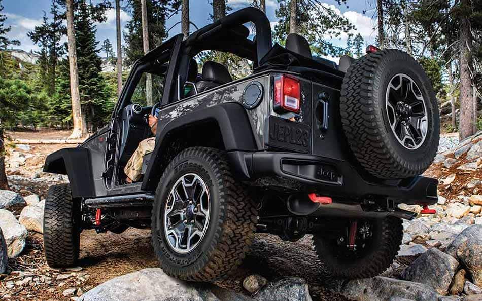 Jeep Wrangler Lift Kits For Atlanta GA