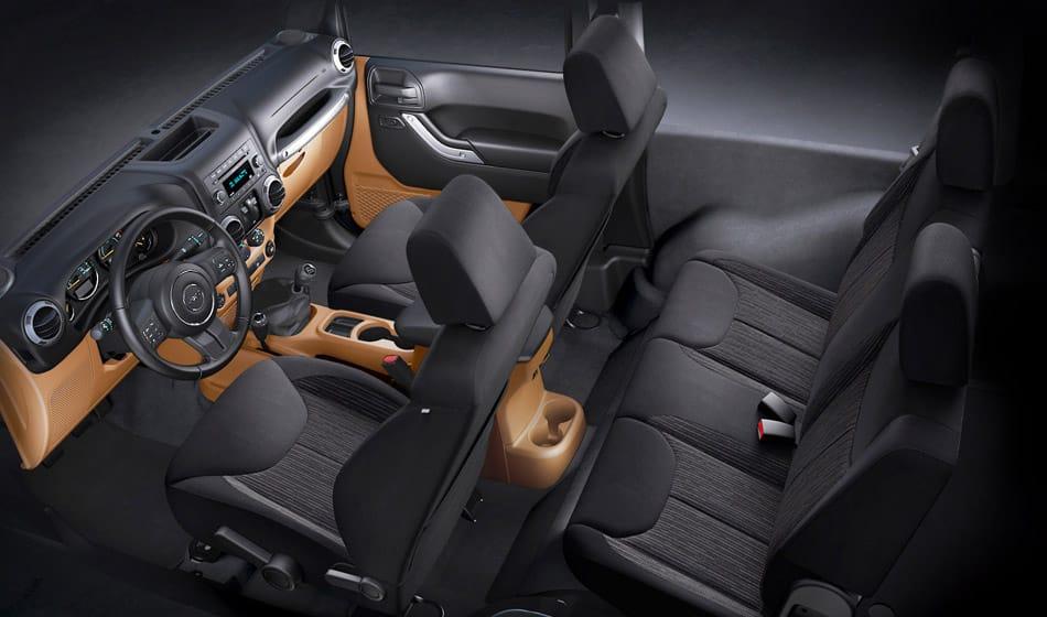 Dark Saddle Interior Jeep Wrangler Forum