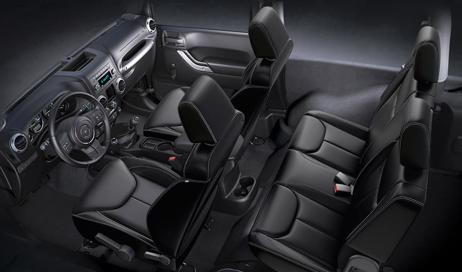 2016 jeep wrangler interior features. Cars Review. Best American Auto & Cars Review