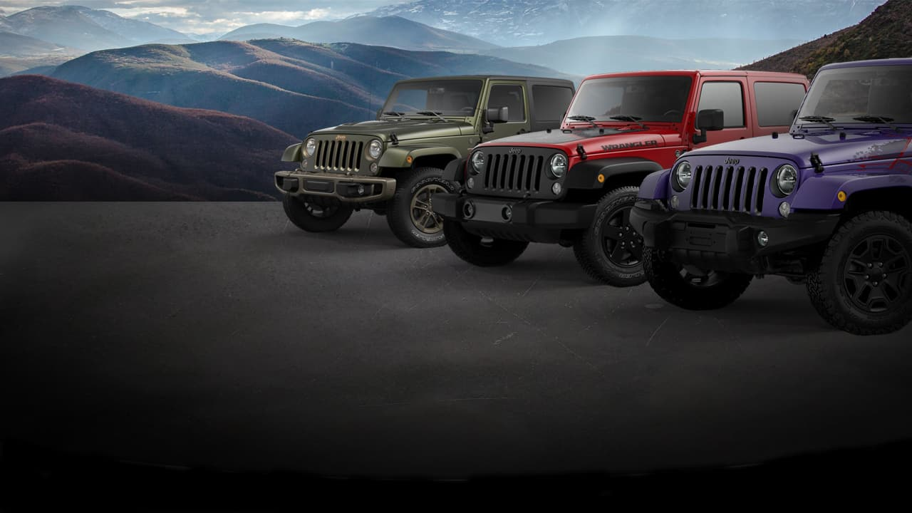 Wrangler Limited Edition 2016