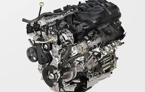Motor Pentastar V6 del Jeep Wrangler 2016