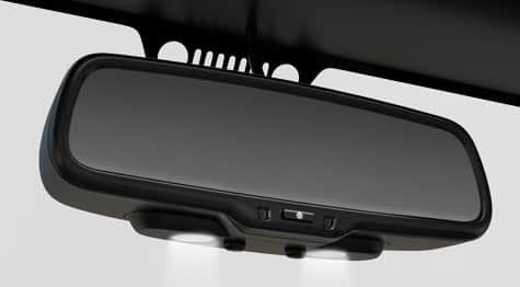 Jeep Wrangler 2016: espejo retrovisor