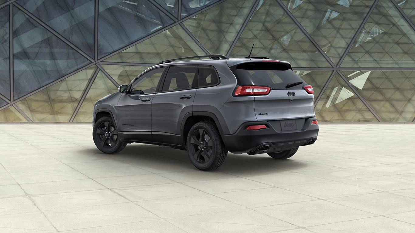 2016 jeep cherokee high altitude limited edition suv. Black Bedroom Furniture Sets. Home Design Ideas