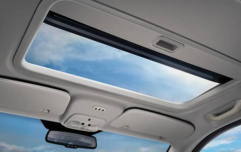 Jeep Compass 75th Anniversary Edition Power Sunroof