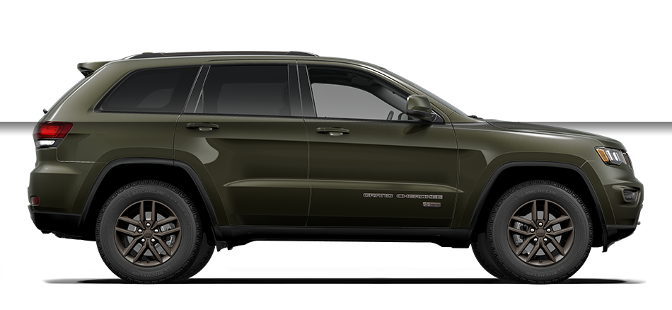 2016 jeep grand cherokee 75th anniversary edition. Black Bedroom Furniture Sets. Home Design Ideas