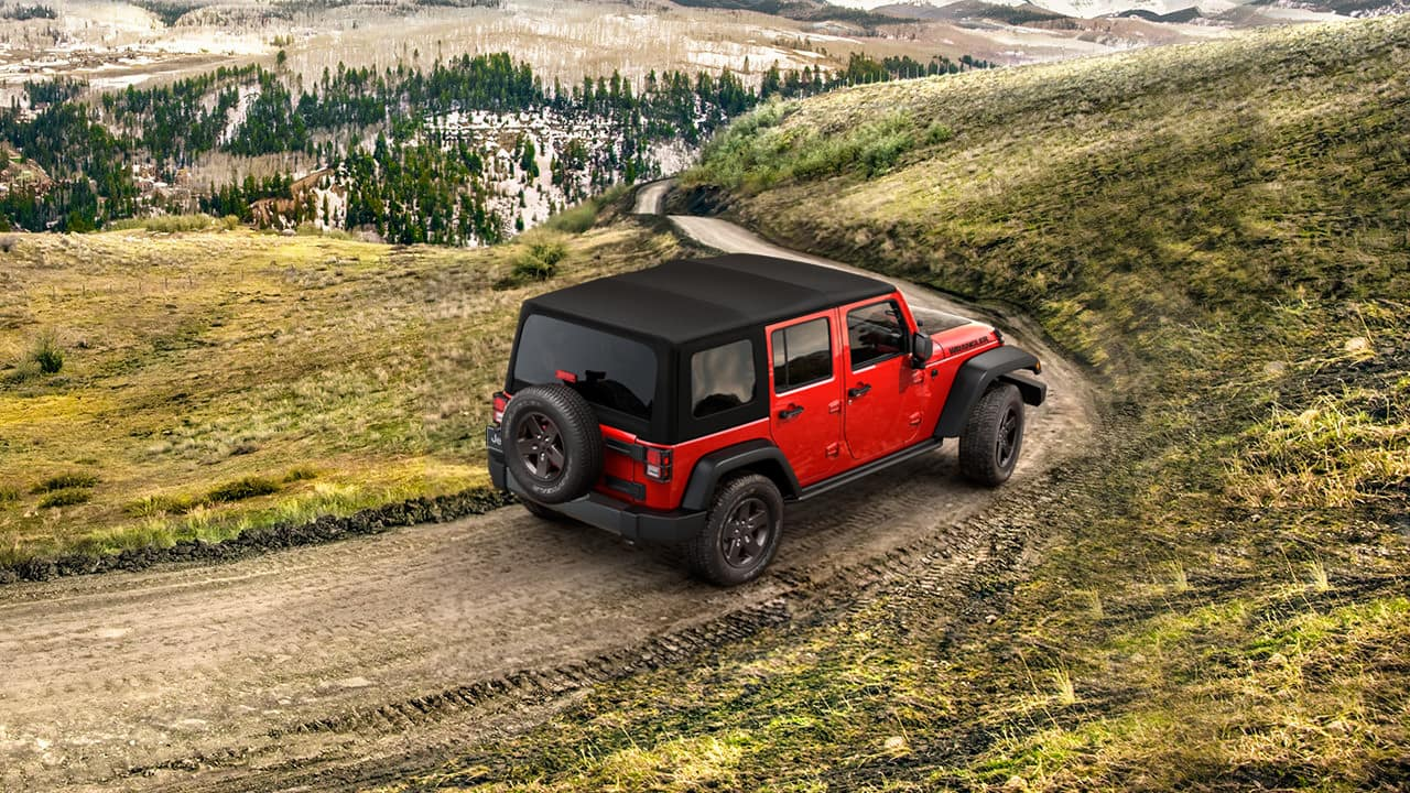 2016 jeep wrangler unlimited black bear limited edition