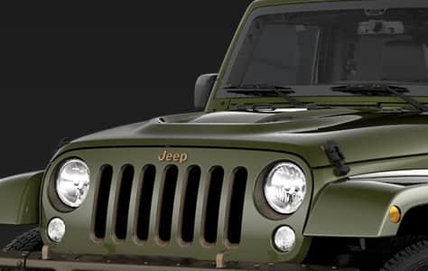 2016 Jeep Wrangler 75th Anniversary Edition