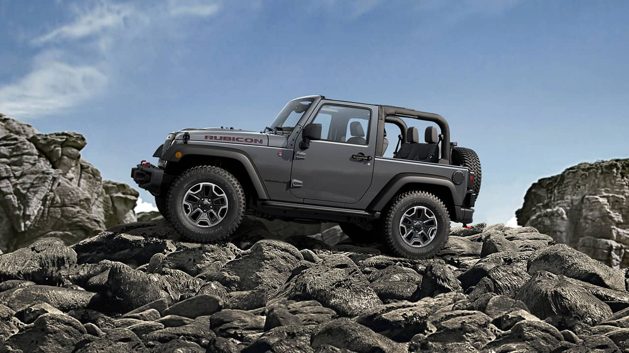 Image result for jeep wrangler rubicon had rock