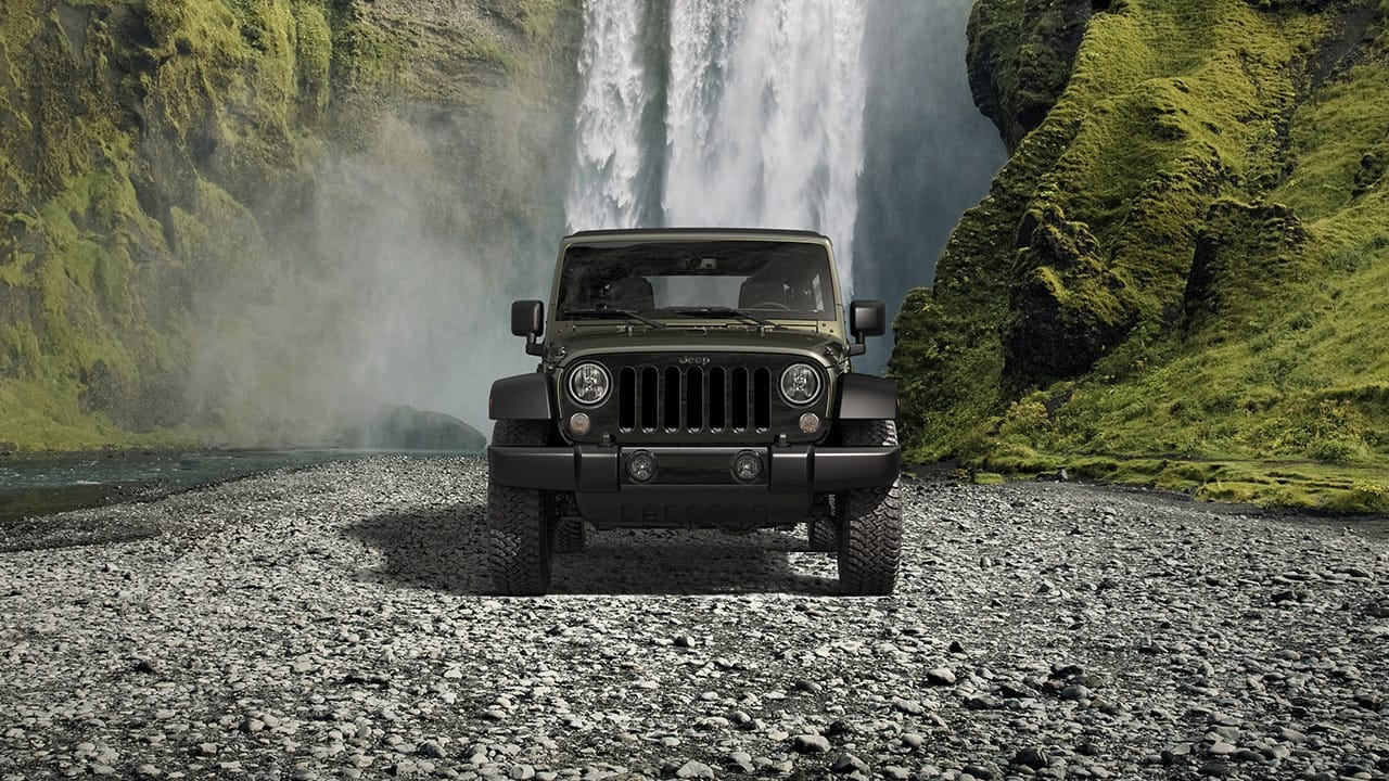 2016 Jeep Wrangler Willy Wheeler Front View