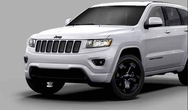 2015 Jeep Grand Cherokee Altitude - Limited Edition SUV