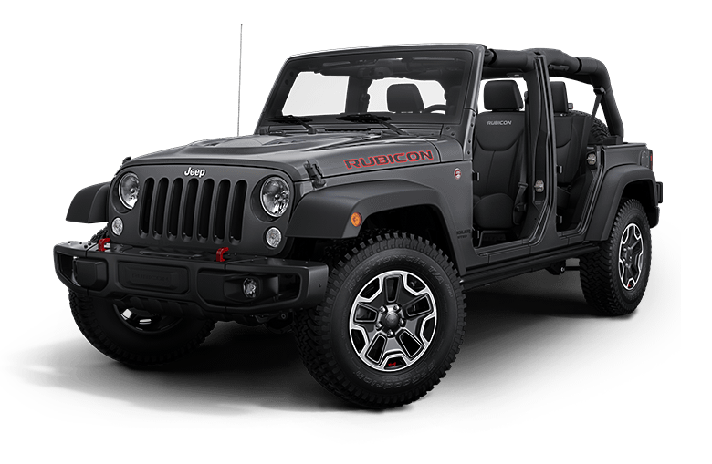 2014 Jeep Rubicon X
