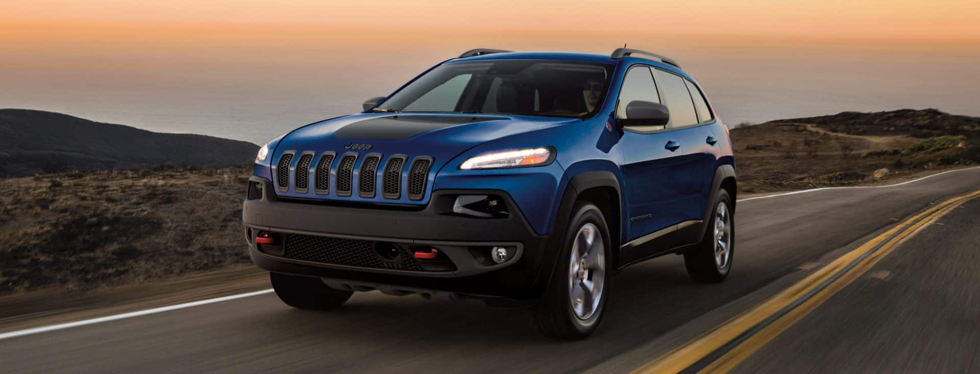 2018 Jeep Cherokee Safety and Security Hero