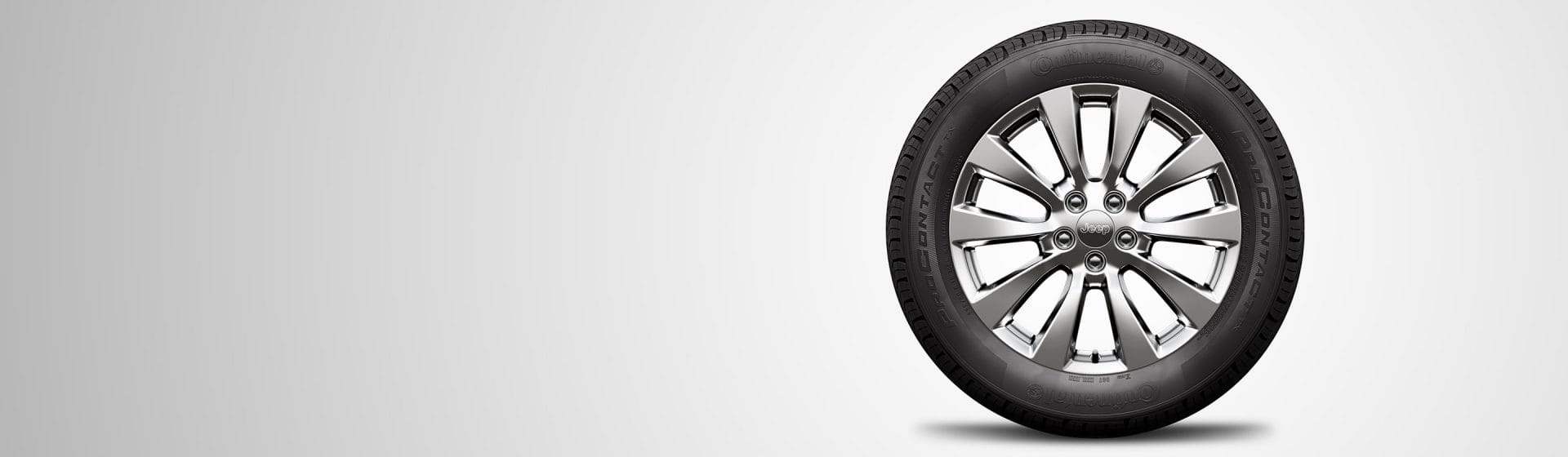 2018 Jeep Cherokee Tires