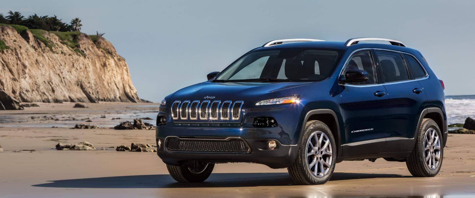 Jeep Grand Wagoneer >> 2018 Jeep Cherokee - Compact SUV Ready For Adventure
