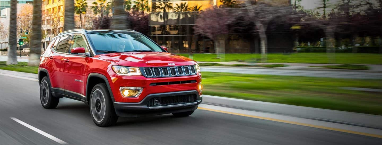 2018 Jeep Compass $2000 Cash Allowance