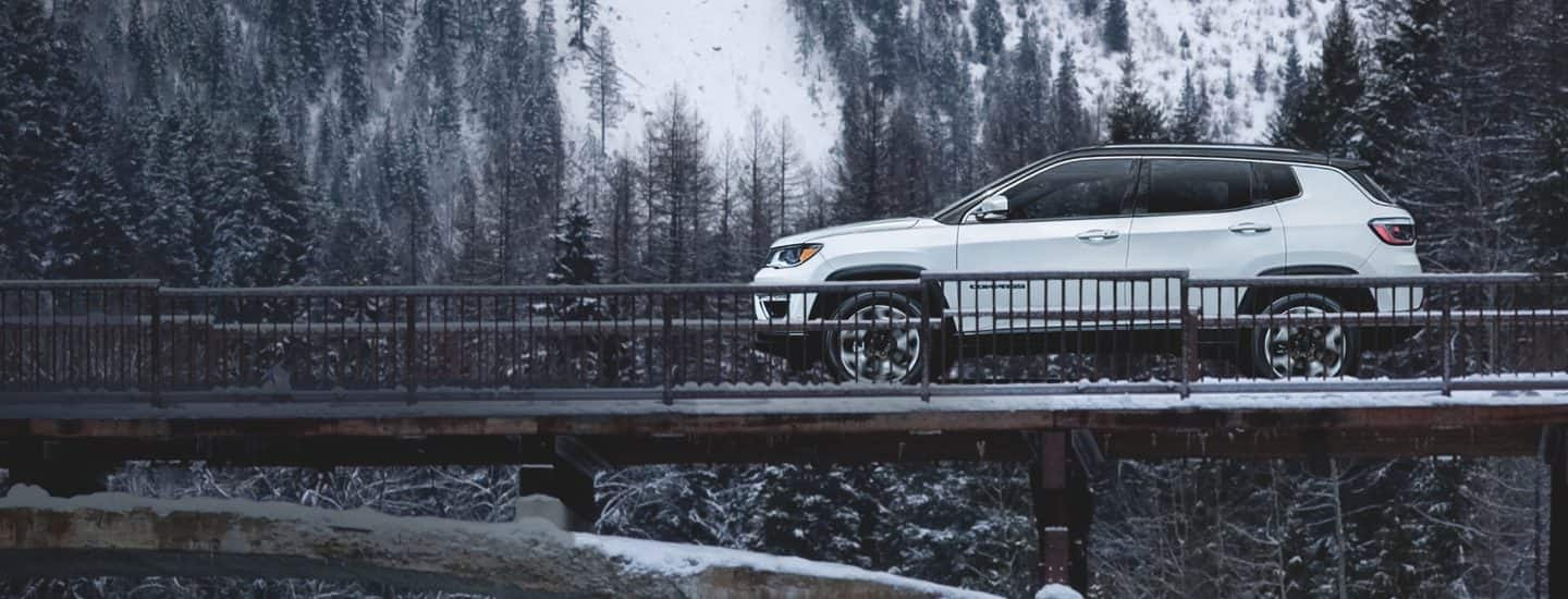 2018 Jeep Compass $1,500 Cash Allowance