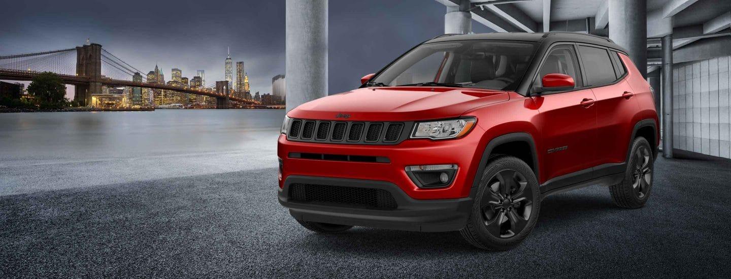 Off Road Design >> 2018 Jeep Compass - Compact SUV with Off-Road Capability