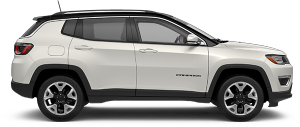 2018 jeep compass white. brilliant white 2018 jeep compass side profile limited in jeep compass white 0