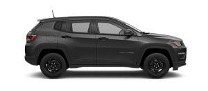 2017 Jeep Comp Side Profile Sport