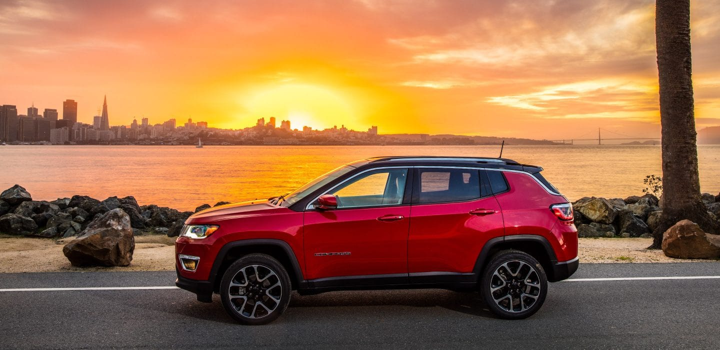 New 2018 Jeep Compass For Sale Near Manchester Nh