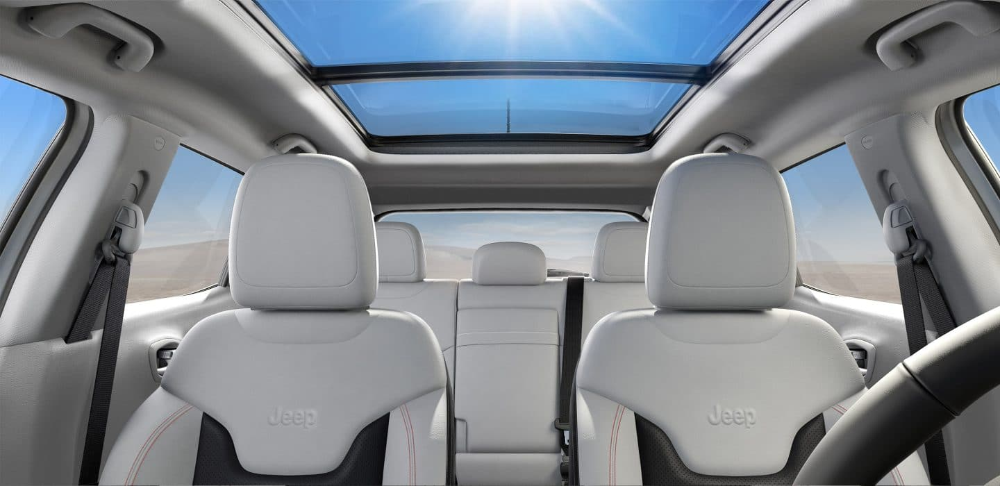 Awesome 2018 Jeep Compass Open Air Sunroof Nice Design