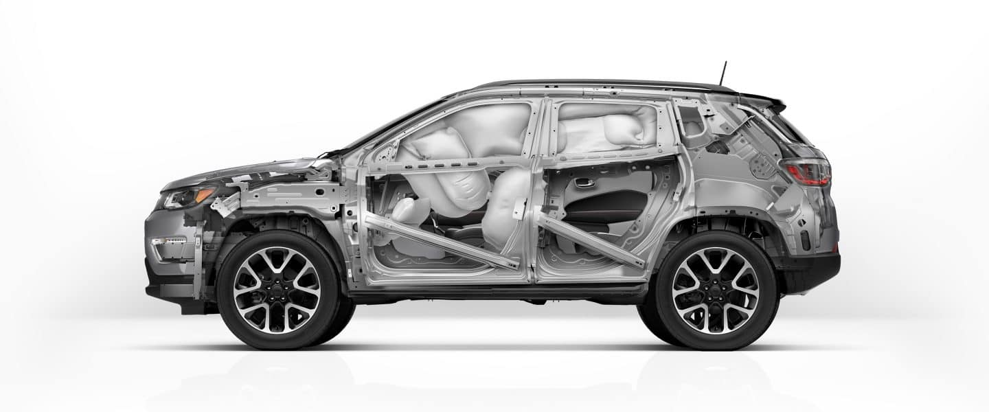 2018 Jeep Compass Dealer Near Sacramento John L Sullivan Dodge 2002 Mdx Fuse Locations The Most Sophisticated Airbag Systems Of Its Kind With Seven Standard Airbags Driver And Front Passenger Incorporate A Three Vent System To