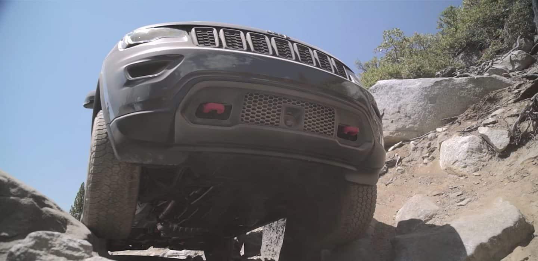 2018 Jeep Grand Cherokee Ground Clearance