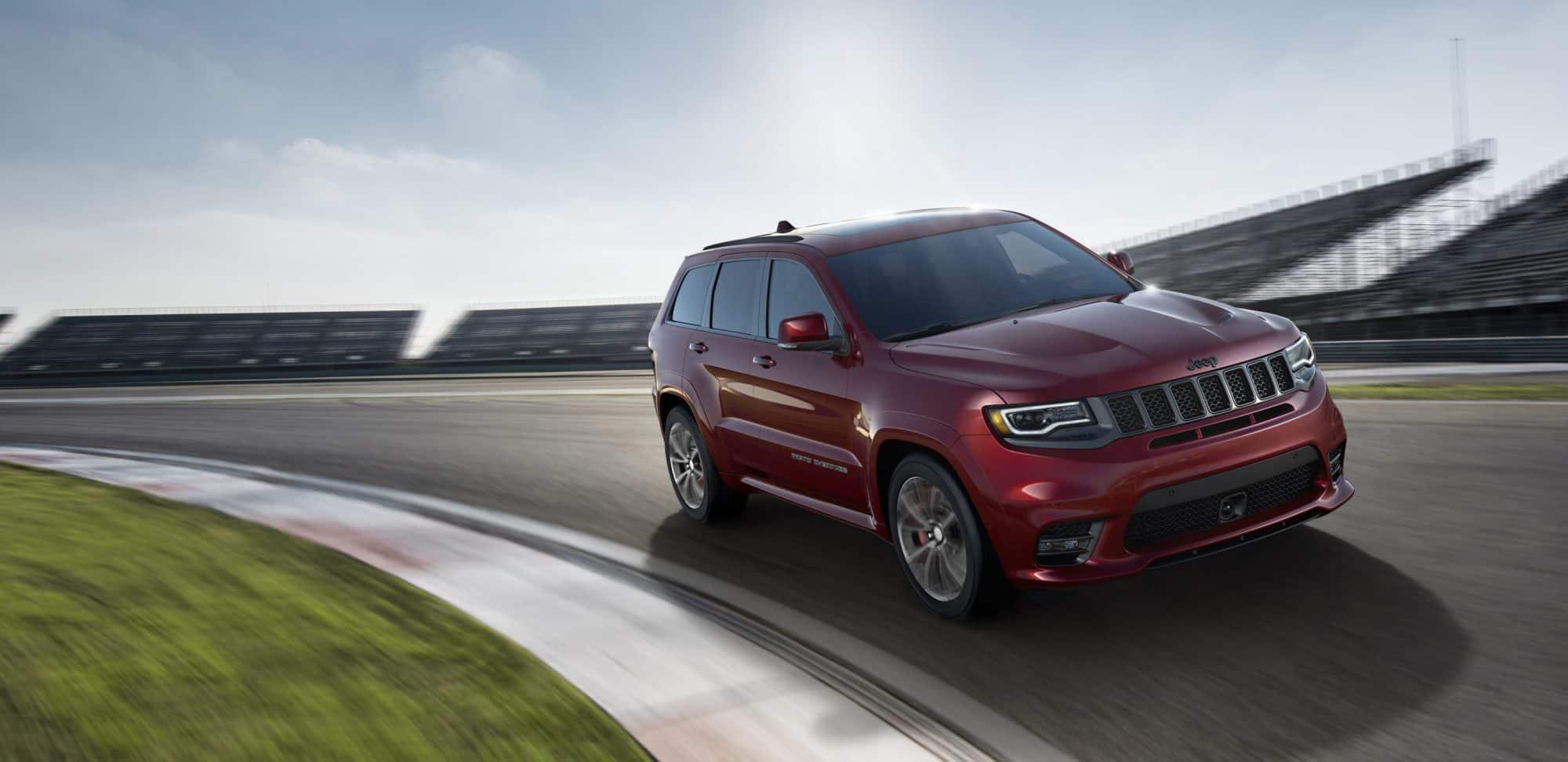 New 2018 Jeep Grand Cherokee for sale near Thomsasville GA