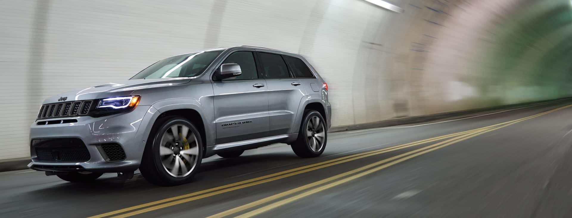 2018 Jeep Grand Cherokee Performance