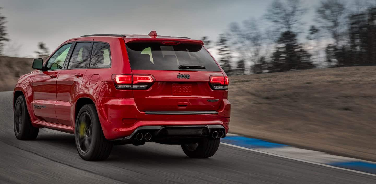 2018 Jeep Grand Cherokee Monroe WA   Performance