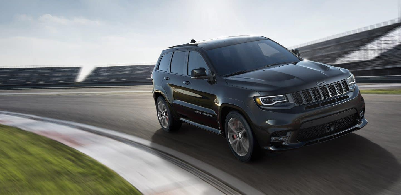 2018 Jeep Grand Cherokee >> 2018 Jeep Grand Cherokee Performance Luxury Suv