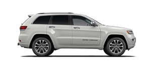 2018 Jeep Grand Cherokee - Trail Rated Luxury SUV