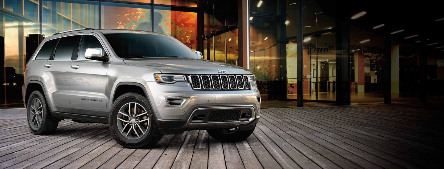2018 Grand Cherokee - Safety