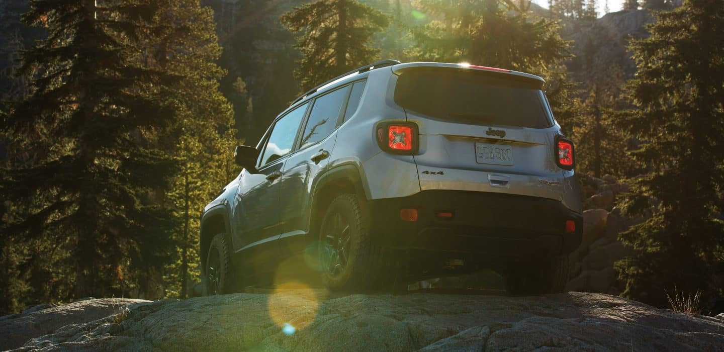 2018-Jeep-Renegade-Gallery-Capability-Trailhawk-Silver-Rear-Forest