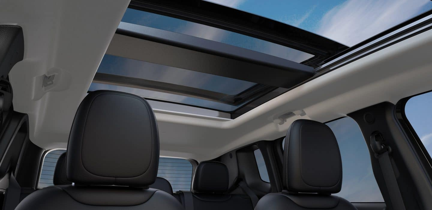 Attractive 2018 Jeep Renegade Interior Sunroof Open Pictures Gallery