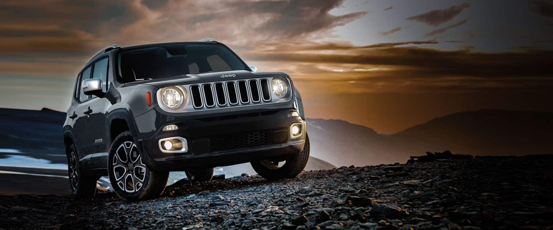 Jeep Patriot Trail Rated >> 2018 Jeep Renegade - Compact SUV with Modern Features